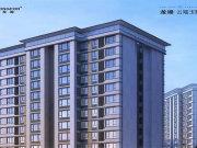 重庆渝北中央公园龙湖云瑶玉陛楼盘新房真实图片