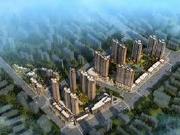 牡丹江爱民区爱民区恒大翡翠华庭楼盘新房真实图片