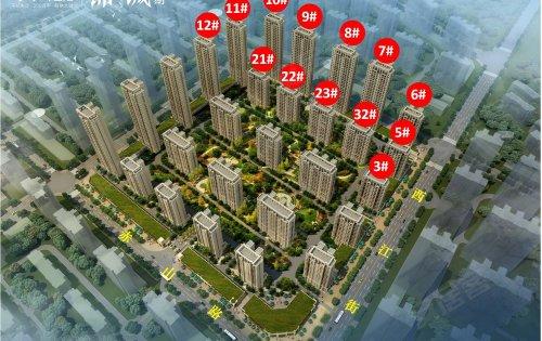 锦城85平两室,100平三室,110平三室,后年8月交房。