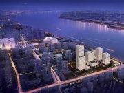 杭州上城钱江新城交投绿城明珠国际楼盘新房真实图片