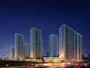 长沙星沙会展新城云栖国际楼盘新房真实图片