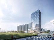 长沙星沙花园新城紫鑫中央广场(高铁新城)楼盘新房真实图片