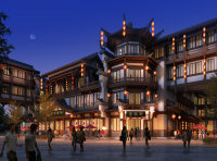中国西乡国际茶产业园