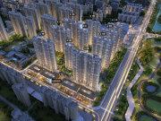 西安城南西沣路金地中央公园楼盘新房真实图片