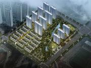 长沙星沙松雅湖绿城美的·明月江南楼盘新房真实图片