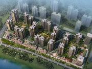 成都温江温江大学城明信城楼盘新房真实图片