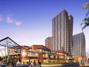 长沙星沙星沙中心未来漫城楼盘新房真实图片