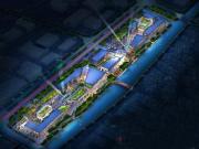 上海浦东航头咸塘商业步行街