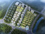 长沙岳麓洋湖碧桂园·智慧城市楼盘新房真实图片