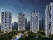 重庆巴南龙洲湾中交锦悦楼盘新房真实图片