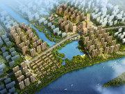 长沙开福城北嘉宇北部湾楼盘新房真实图片