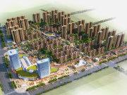 长沙望城月亮岛新华联梦想城楼盘新房真实图片