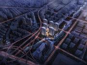 济南天桥北园大街远洋湖印都会楼盘新房真实图片