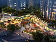 长沙开福新河三角洲北辰E街楼盘新房真实图片