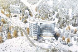新雪国诚铂酒店式公寓