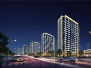 青岛胶州市经济开发区海丝国际城楼盘新房真实图片