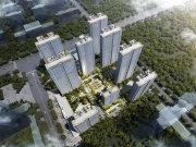 西安城南西沣路新城首府楼盘新房真实图片