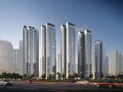 广州黄埔黄埔区府万科城市之光楼盘新房真实图片