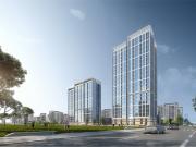 青岛城阳区高新区中国铁建海语城楼盘新房真实图片