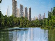 上海嘉定嘉定新城莫里斯花源楼盘新房真实图片