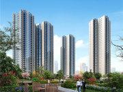 长沙望城月亮岛润和滨江广场楼盘新房真实图片