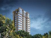 重庆两江新区中央公园香港置地衿湖翠林楼盘新房真实图片