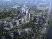 重庆万州万州融创琅阅滨江楼盘新房真实图片