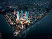 长沙开福新河三角洲北辰三角洲住宅楼盘新房真实图片