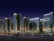 西安经济开发区北客站隆源国际城C区楼盘新房真实图片