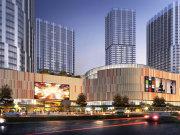 杭州钱塘金沙湖吾角商业中心写字楼楼盘新房真实图片