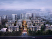 郑州新密新密市永威金域上院楼盘新房真实图片