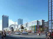 长沙望城高铁西城金桥国际市场集群楼盘新房真实图片