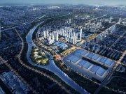 长沙星沙会展新城环球融创会展上东区楼盘新房真实图片