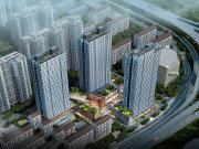 长沙开福新河三角洲君悦新天地楼盘新房真实图片
