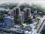 西安西咸新区空港新城旭生ICC楼盘新房真实图片