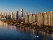 杭州上城钱江新城中海钱江湾楼盘新房真实图片