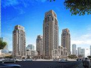 杭州上城钱江新城万科大都会79号楼盘新房真实图片