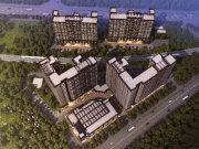 上海松江泗泾U+商业街楼盘新房真实图片