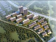 青岛胶南市珠山路海信花街小镇·维拉楼盘新房真实图片