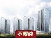 杭州萧山钱江世纪城观雲钱塘城公寓楼盘新房真实图片
