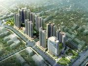 长沙开福新河三角洲凯乐国际城楼盘新房真实图片