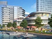 上海松江松江新城三迪曼哈顿楼盘新房真实图片