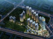 惠州博罗县罗阳富力现代广场楼盘新房真实图片