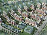 牡丹江西安区西安区新泰·锦绣城楼盘新房真实图片
