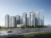 昆明盘龙区北京路延长线俊发城楼盘新房真实图片
