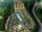 惠州博罗县罗阳方圆东江月岛楼盘新房真实图片