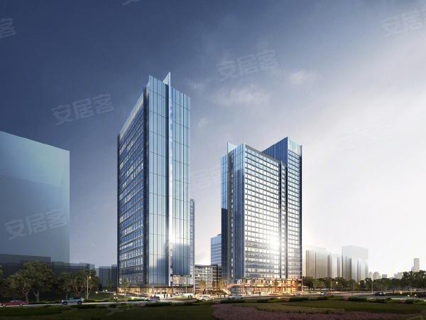 龙湖湘江星座楼盘建筑物外景