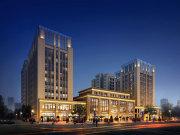 杭州钱塘江东新城义蓬购物中心楼盘新房真实图片
