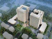 上海青浦青浦新城甘建投商务广场写字楼楼盘新房真实图片