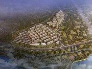 无锡江阴中心城区融创敔山桃源楼盘新房真实图片
